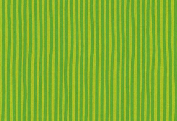 """Westfalenstoffe Interlock-Jersey """"Streifen grün"""""""