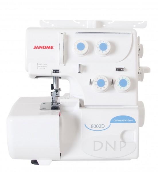 Janome Overlock 8002