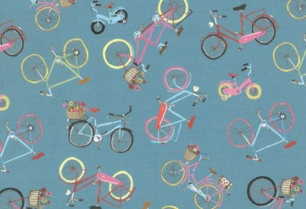 Interlock Jersey Fahrräder