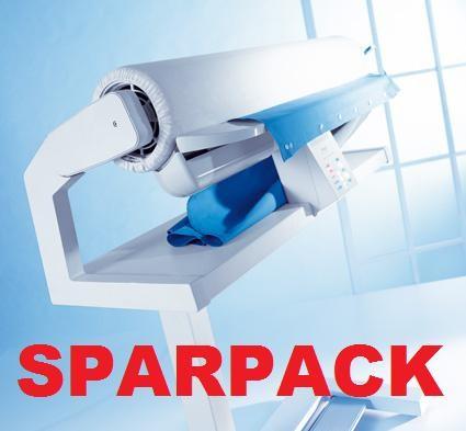 SPARPACK PFAFF Walzen- und Moltonbezug