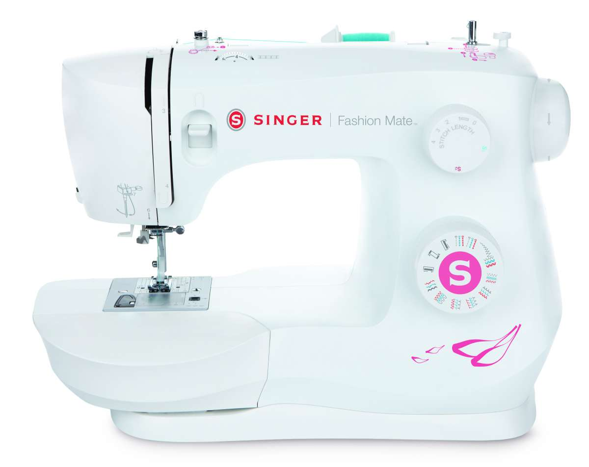 Singer Sewing Machine Fashion Mate 252 Durie Cordlesscircuittester328v