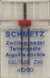 Schmetz Zwillingsnadel