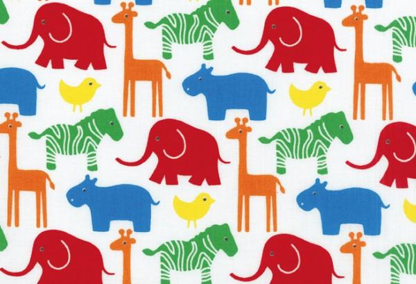 Westfalenstoffe Zoo Tiere