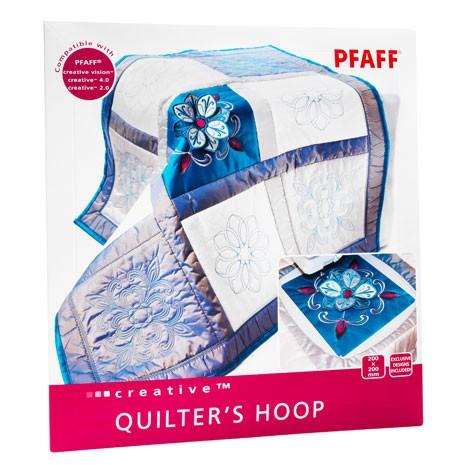 creative quilters hoop
